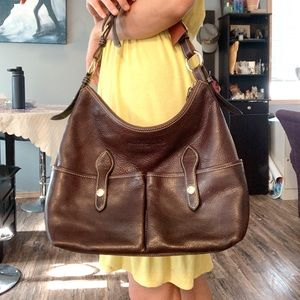 Dooney and Bourke genuine leather